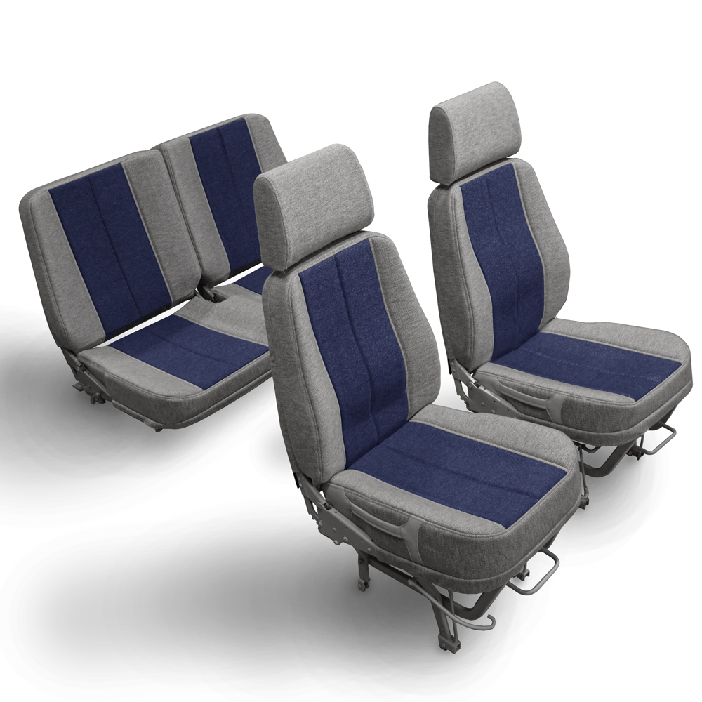 AIRCRAFT SEAT UPHOLSTERY CHOICES