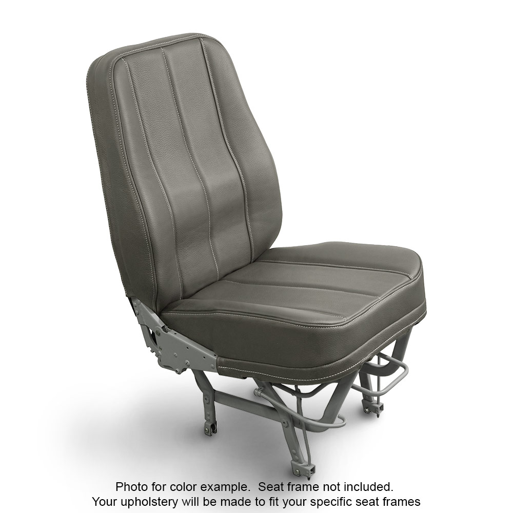 Leather Shale Airplane Seats