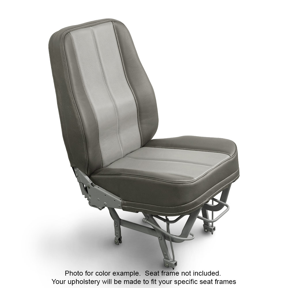 Leather Shale Sterling Airplane Seats