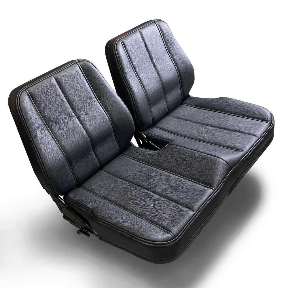 Leather Bench Seat 1000